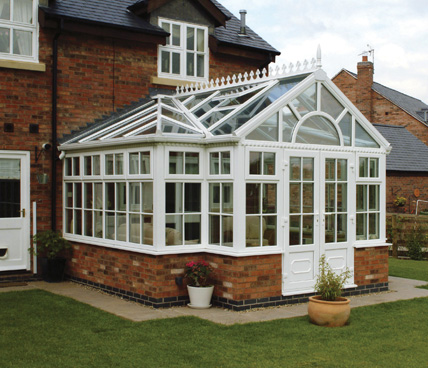 Bespoke Conservatory exterior view