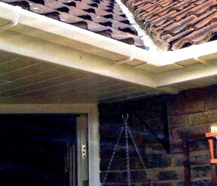 fascia inner corner view