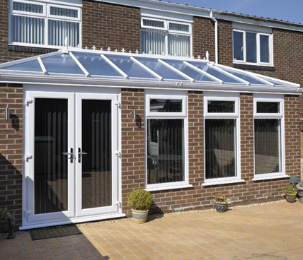 Orangery front view