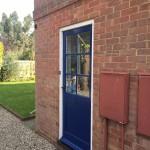 Dawson Door Before Installation