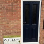 Dawson Composite Door After Installation