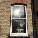 Menekse Window Before Installation