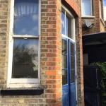 Menekse Door Before Installation