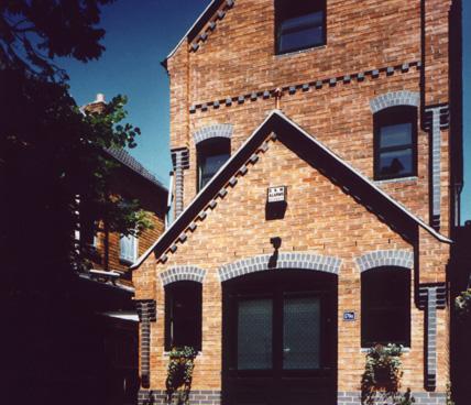 Aluminium Windows on house