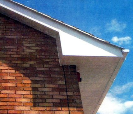 Soffit Close up